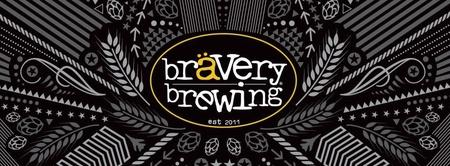 Bravery Brewing - Bravery Brewing Logo