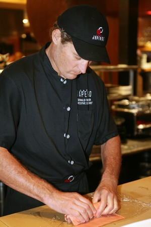 Cafe Japengo - Executive Sushi Chef Jerry Warner