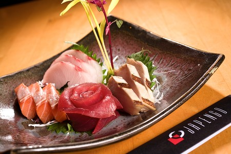 Cafe Japengo - Assorted Sashimi
