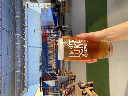 Lucky Luke Brewing - Patio Beers & Dining