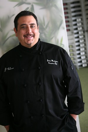 Jade Theater - Executive Chef James Montejano