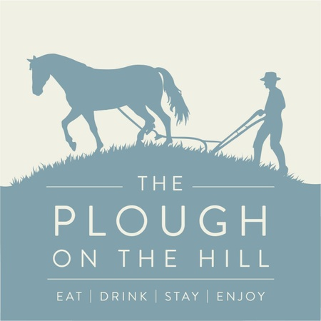 The Plough on the Hill - Main logo