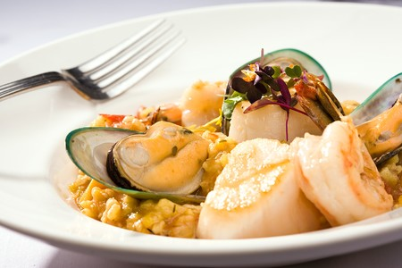 Sbicca - Seafood Paella