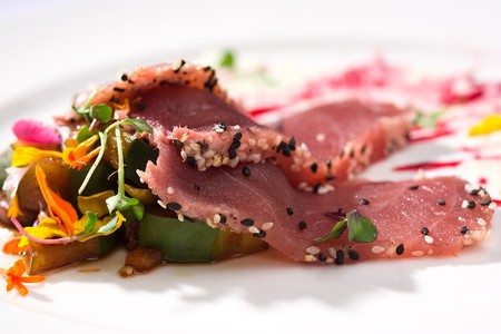 Sbicca - Sesame Seared Ahi