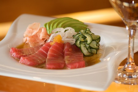 Second Story - Ahi Sashimi