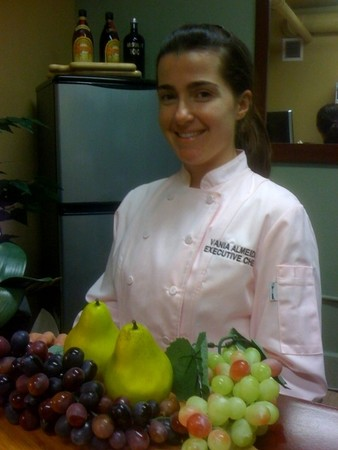 Second Story - Second Story Executive Chef Vania Almeida