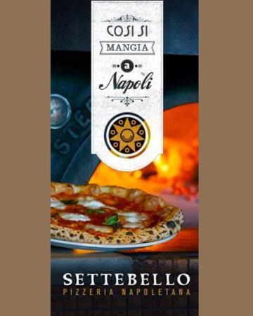 Settebello Pizzeria - Cosi si Mangia a Napoli