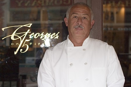 Georges on Fifth - Chef Jose Kelley