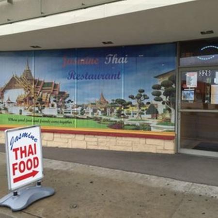 Jasmine Thai Restaurant - Front