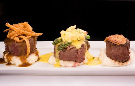333 Pacific - 333 filet trio