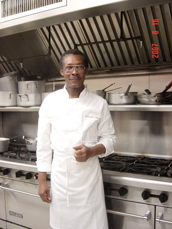 Lanjeron - Executive Chef Anthony Chase