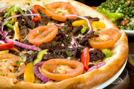 Aladdin Restaurant - Jafar's Pizza