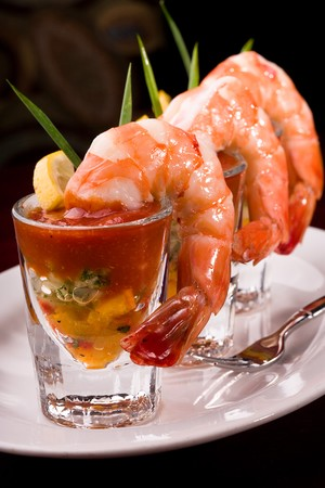 Urban Bar and Grill - Shrimp Cocktail