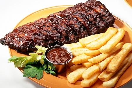 Rustler's Rooste - Steak