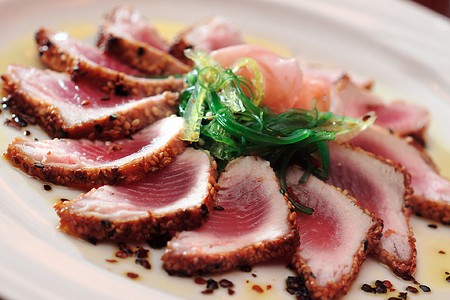 Beast - Seared Ahi