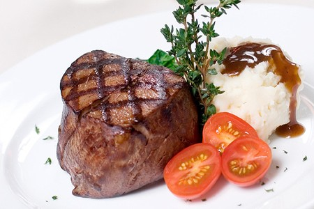 Bourbon Steak -