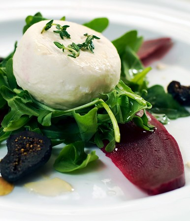 ZINC - Goat Cheese Salad