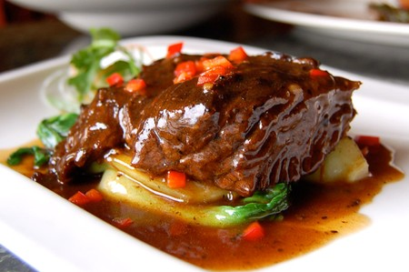Del Mar Rendezvous - Braised Beef