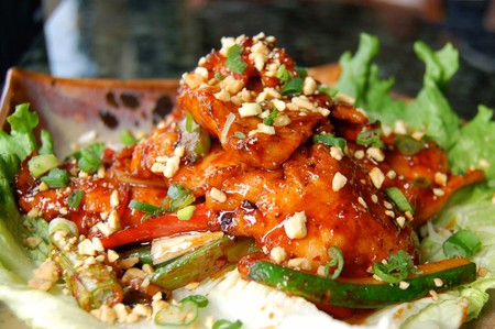 Del Mar Rendezvous - Kung Pao Fish