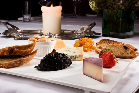 Roseville - Domestic & imported cheese plate