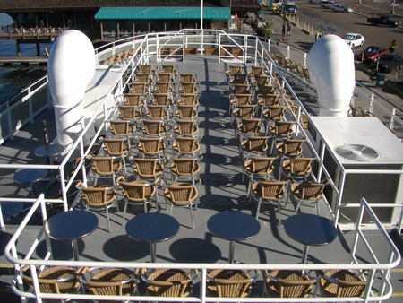 Hornblower Cruises & Events - enjoy the fresh air on Hornblower dinner or brunch