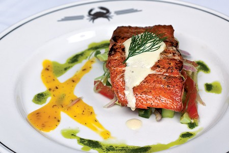 Truluck's - Dallas - False Pass Salmon