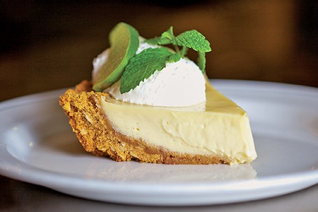 Truluck's - Dallas - Key Lime Pie