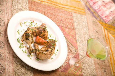 Gourmet India - Bombay Chicken