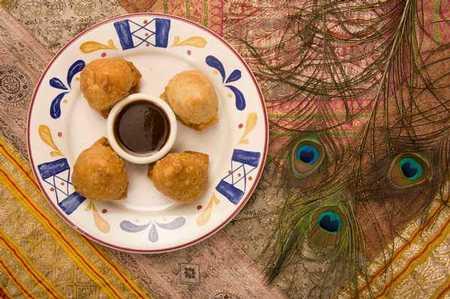 Gourmet India - Samosa