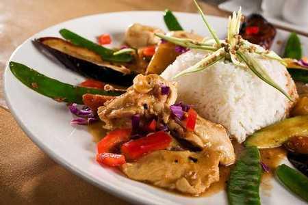 Tao Vietnamese Japanese Cuisine - Eggplant Tofu
