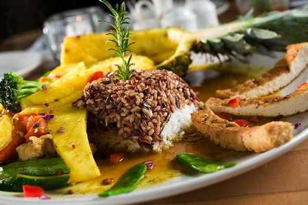 Tao Vietnamese Japanese Cuisine - Pineapple Curry