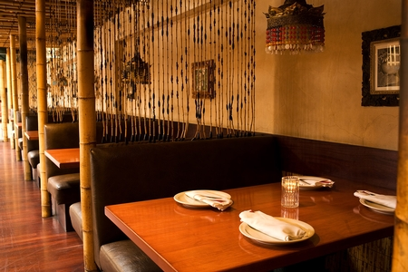 Monsoon Cafe - Booth
