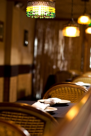Monsoon Cafe - Intimate dining