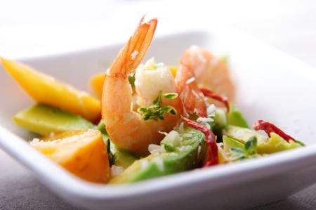 Cafe Del Rey - Shrimp dish