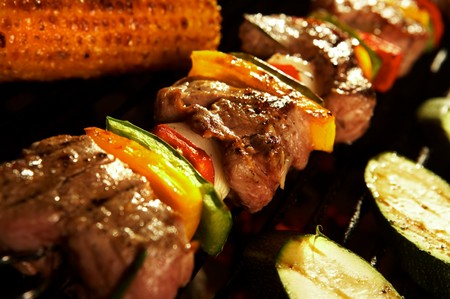 Fogo De Chao - Grilled Meat