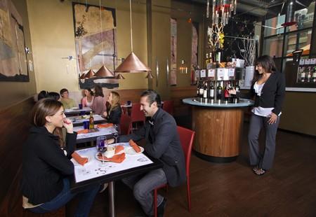 Toast Enoteca & Cucina - Dining Area