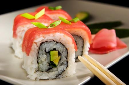 Nozomi Noodles and Teriyaki - Sushi