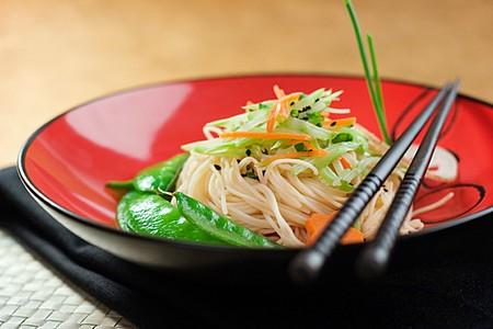Mapo Korean BBQ Cuisine - noodle bowl