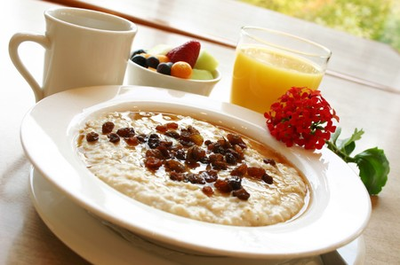 Alcove Cafe & Bakery - Oatmeal