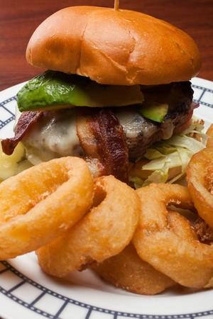 Studio Diner - Burger