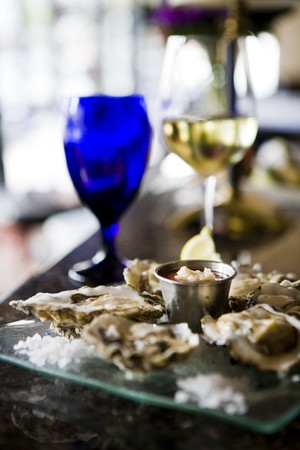 Blue Point Coastal Cuisine - Oysters
