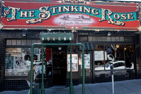 The Stinking Rose - The Stinking Rose