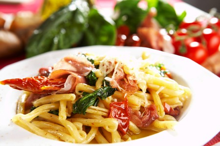 Marmalade Cafe - Penne Pasta