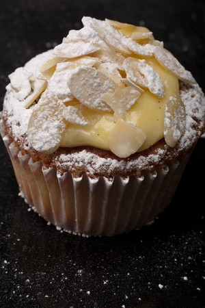 25 Forty Bistro and Bakehouse - Almond Cupcake