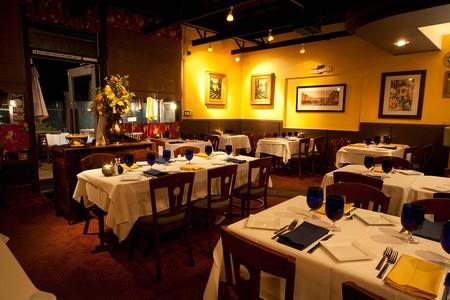 Trattoria Ponte Vecchio - Dining Room