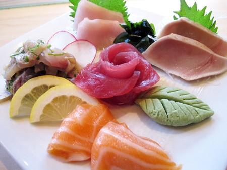 Shimbashi Izakaya - Assorted sashimi