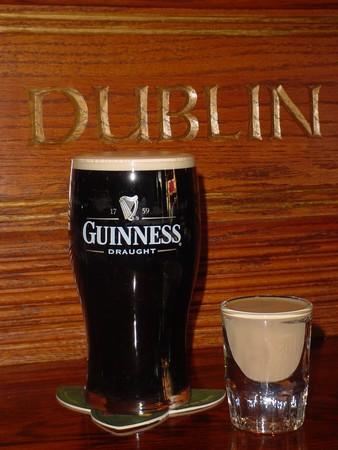 Dublin Square Irish Pub - Guinness & Bailey's