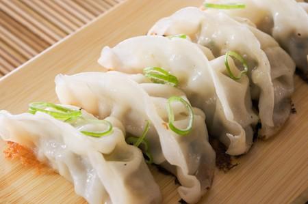 Sushi Yaro - Gyozo Dish