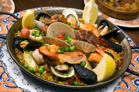 Cafe Sevilla - Traditional Paella Valenciana