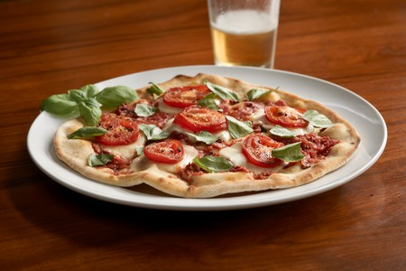 McCormick & Schmick's - Happy Hour Margarita Pizza